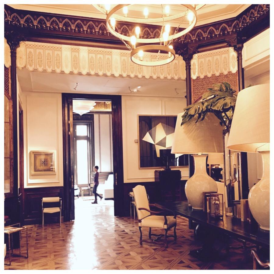 Barcelona Hotel Cotton Club